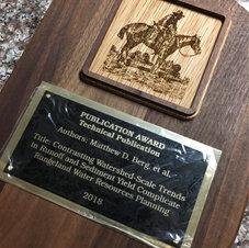 October 2018: Technical Publication Award