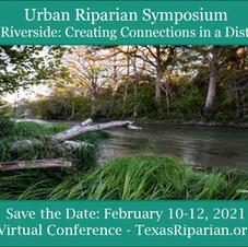 February 2021: Texas Urban Riparian Symposium