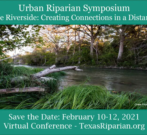 February 2021: Urban Riparian Symposium