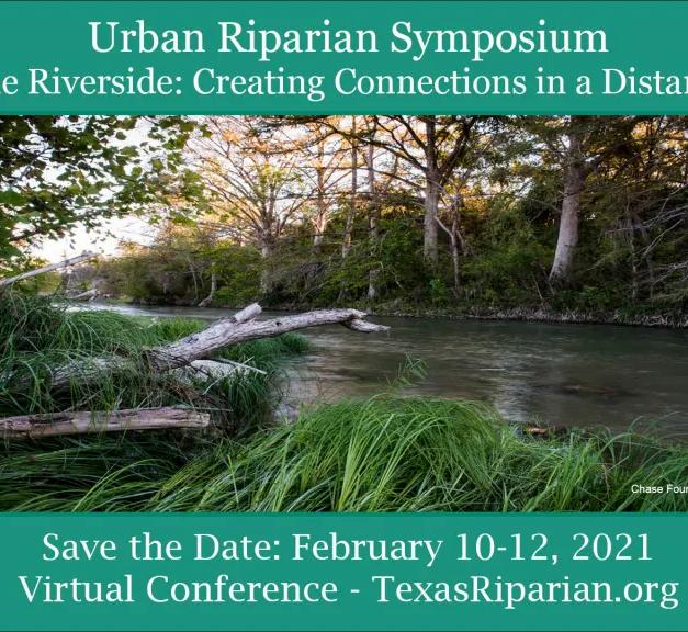 February 2021: Urban Riparian Symposium