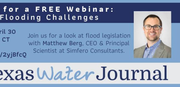May 2020: Texas's Flooding Challenges
