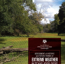 March 2020: Extreme Weather Trends in Texas