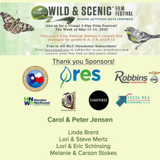 May 2020: Wild & Scenic Film Festival