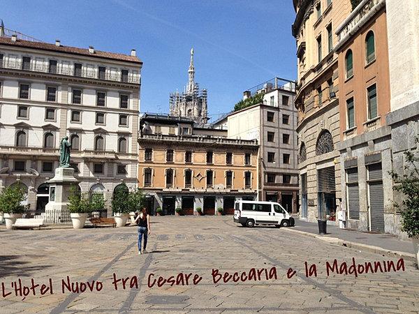 Hotel nuovo milano sito ufficiale contatti contacts for Hotel nuovo milano