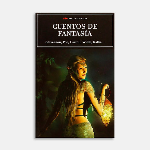 Los mejores cuentos de fantasía  / Varios autores