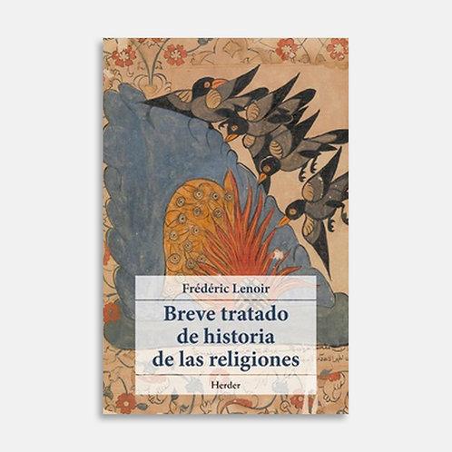 Breve tratado de historia de las religiones / Frédéric Lenoir