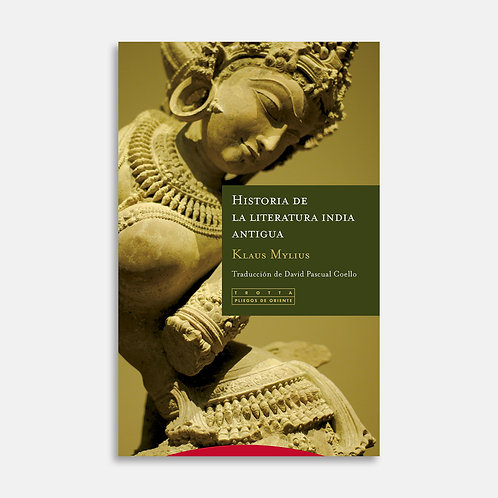 Historia de la literatura india antigua / Klaus Mylius