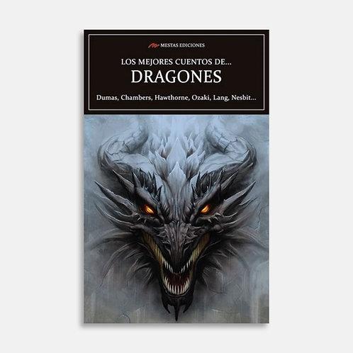 Los mejores cuentos de dragones  / Varios autores