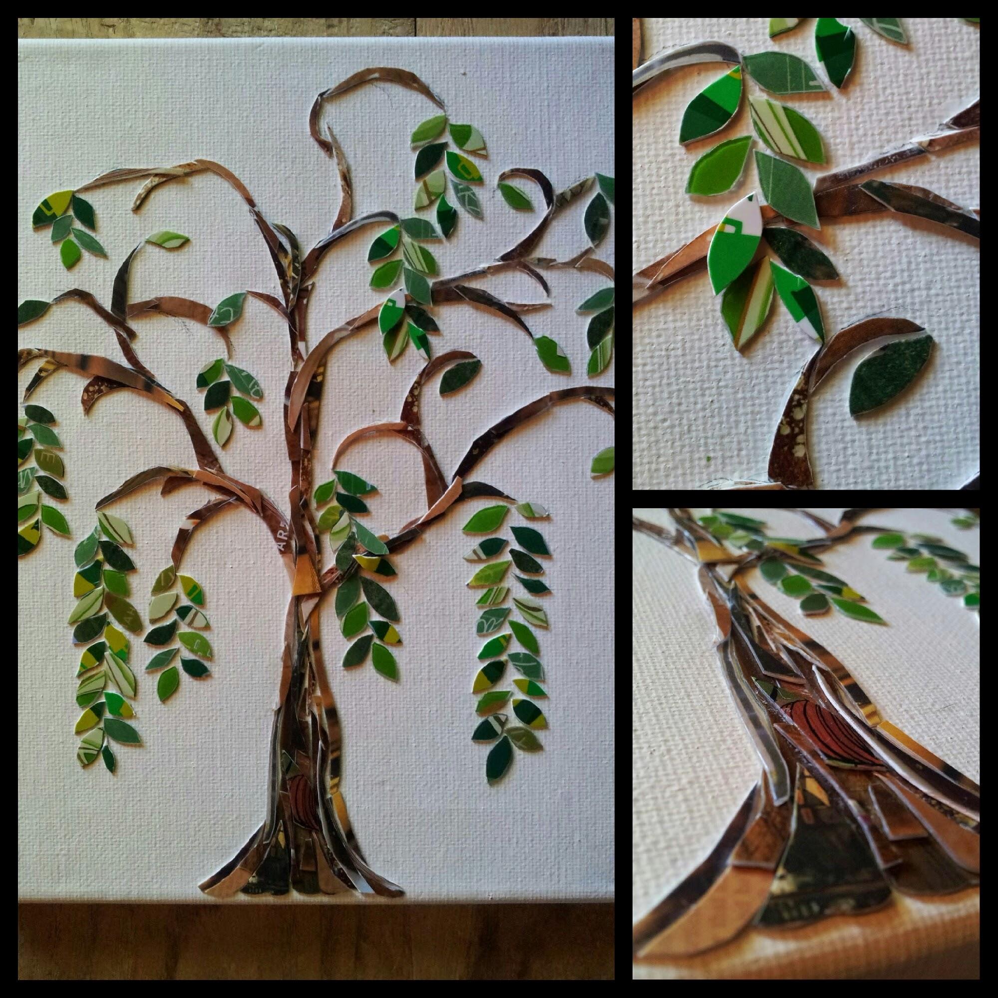Tree - Mosaic