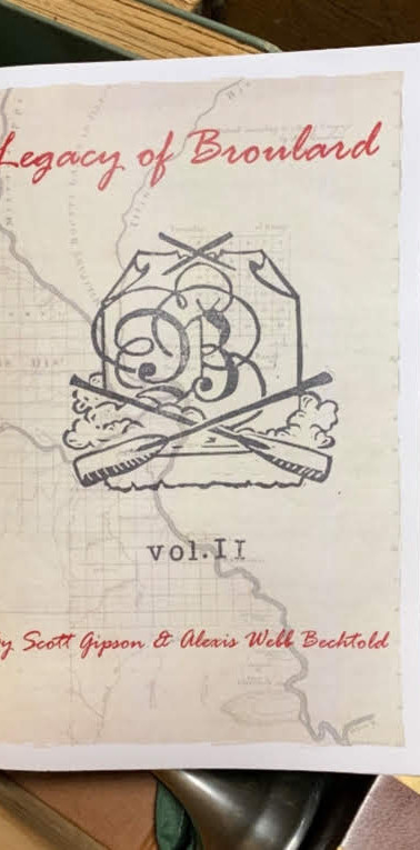 Legacy of Broulard Vol 2 zine