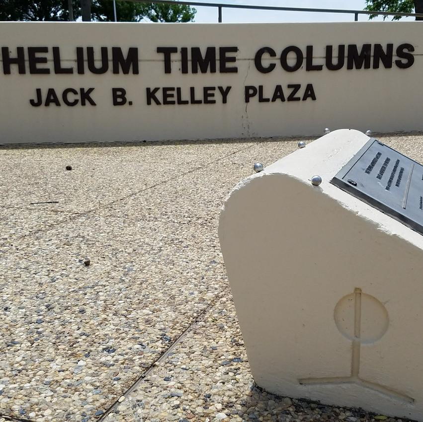 Helium Time Columns, Amarillo, TX