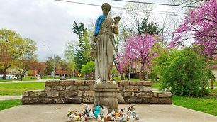 Goddess of Broken Birds
