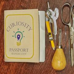 Curiosity Passport