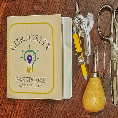 Curiosity Passport