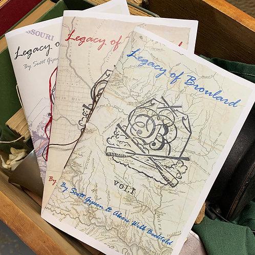 Legacy of Broulard - zine series