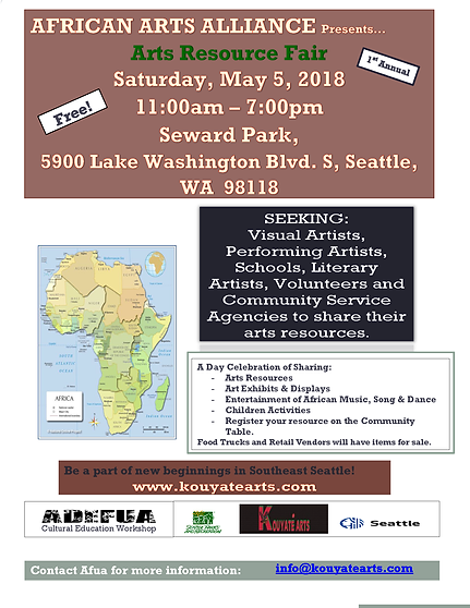 AAA 1st Annual Resource Fair FINAL FLIER