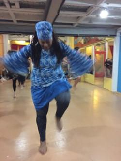 afua dance class