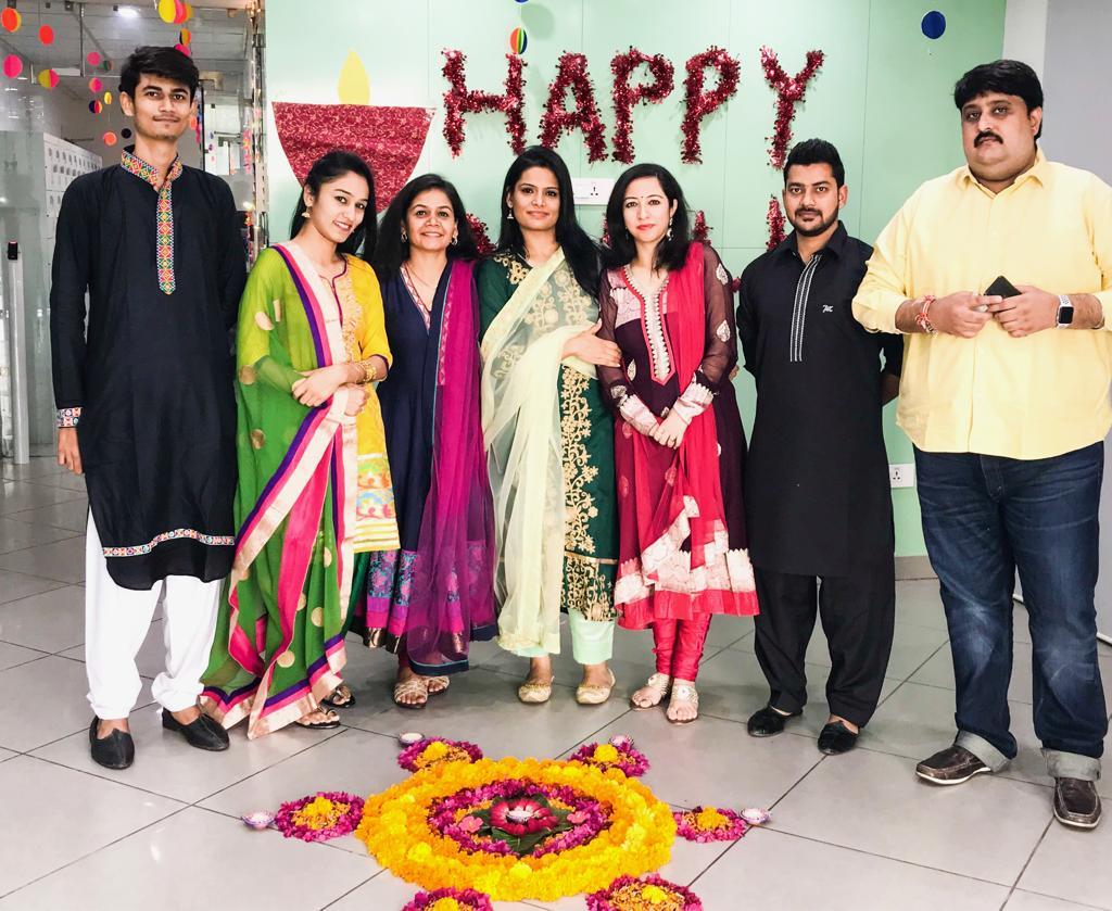 Diwali time!