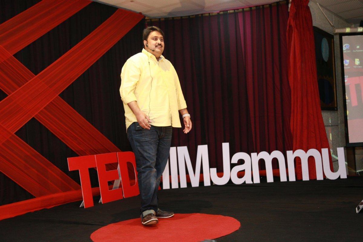 CEO _ TEDxIIMJammu