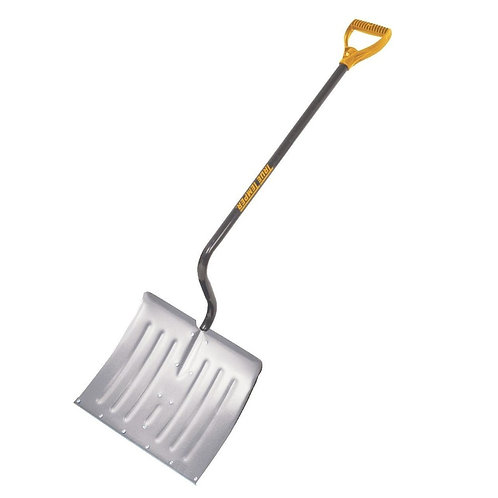 True Temper 18 In. Aluminum Snow Shovel