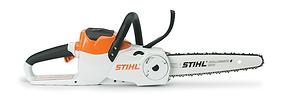 stihl power equipment battery chainsaw beck hardware walnut hills goshen cincinnati