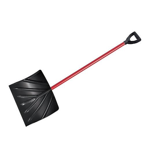 True Temper 18 In. Poly Snow Shovel