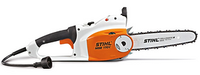 stihl power equipment electric chainsaw beck hardware walnut hills goshen cincinnati