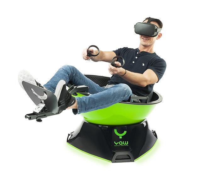Yaw VR STANDARD Edition Motion Simulator