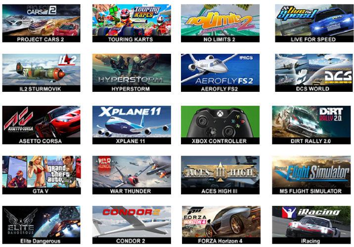 Yaw Game Engine Game List.jpg