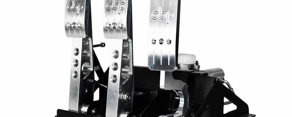 eSports Pro-Race V2 3 Pedal System (Hydraulic Technology)