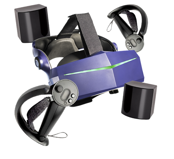 Pimax Vision 8K X VR Headset Bundle