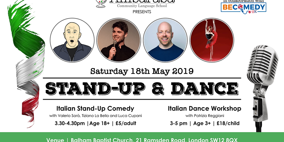 Stand-up & Dance