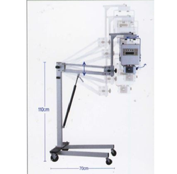 X-ray unit positioning aid