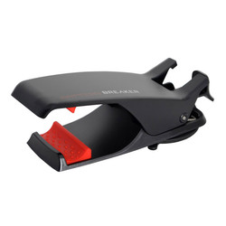 One-touch car cradle