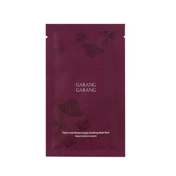 Peony root mask pack
