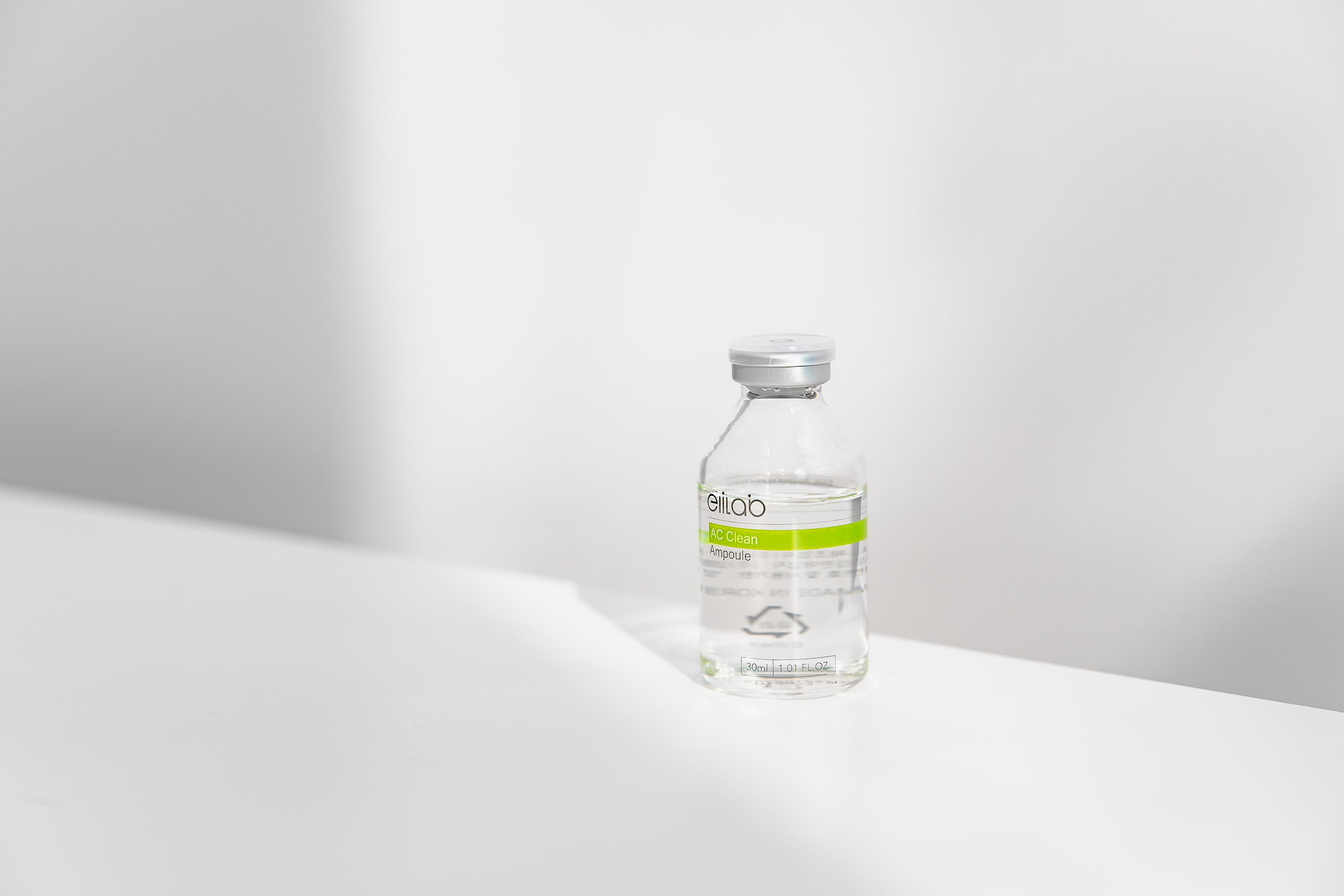 AC clean ampoule