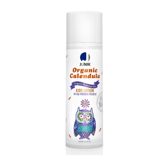Organic Kid's lotion