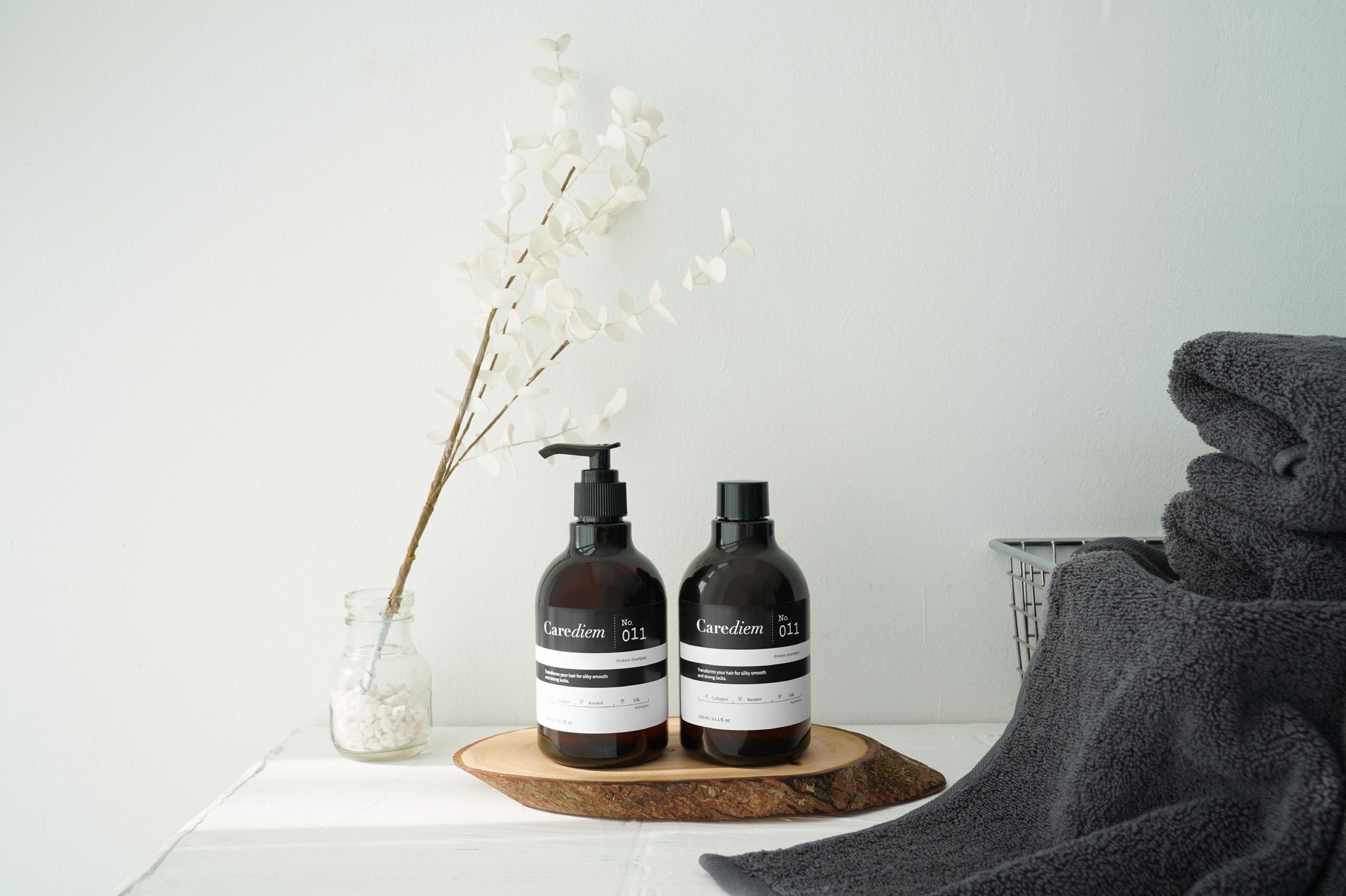 Number.011 shampoo