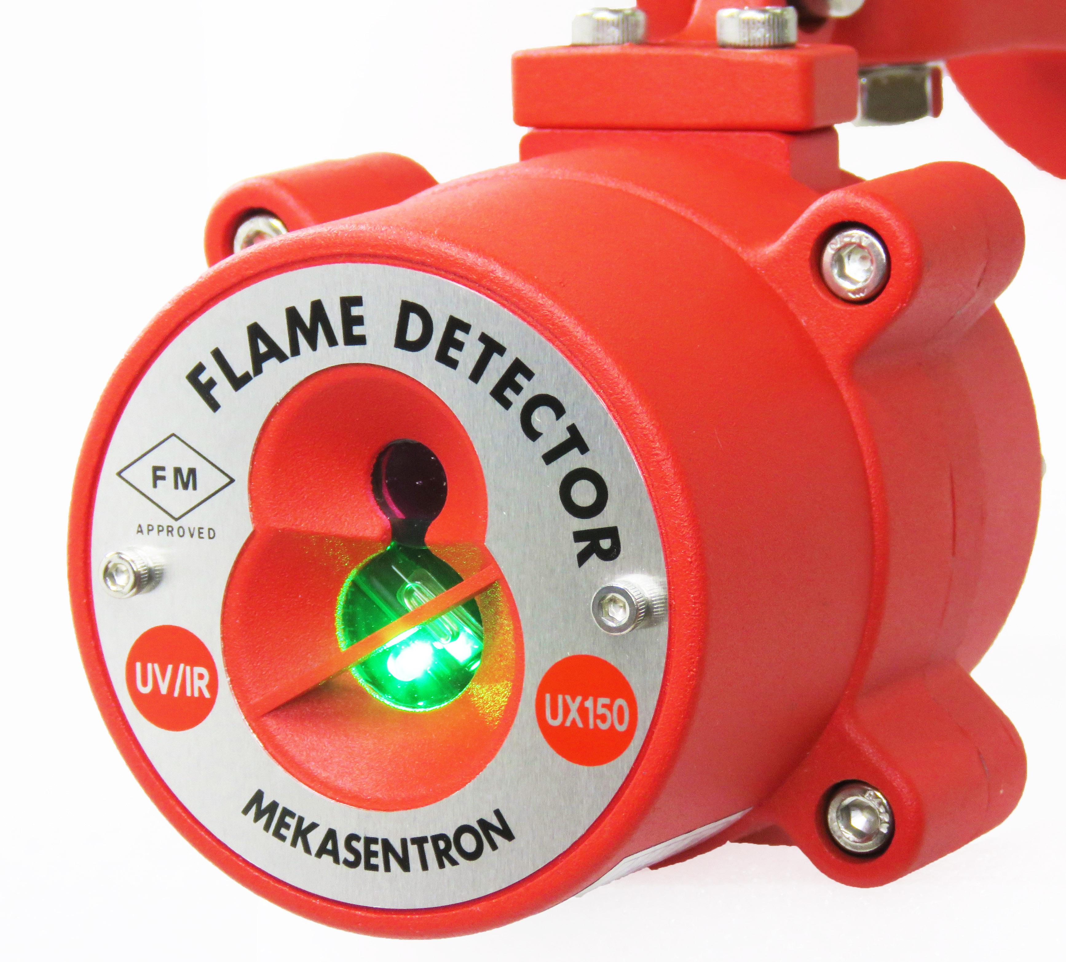 Flame detector, UX150