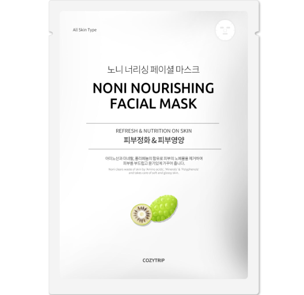 Noni facial mask