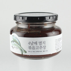 Enchovies red pepper paste