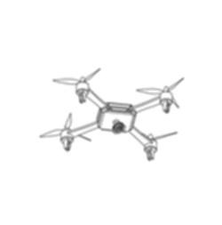 Drone search light