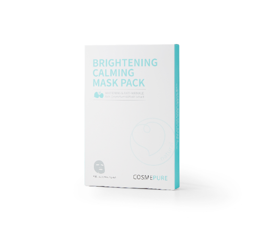 Brightening calming mask