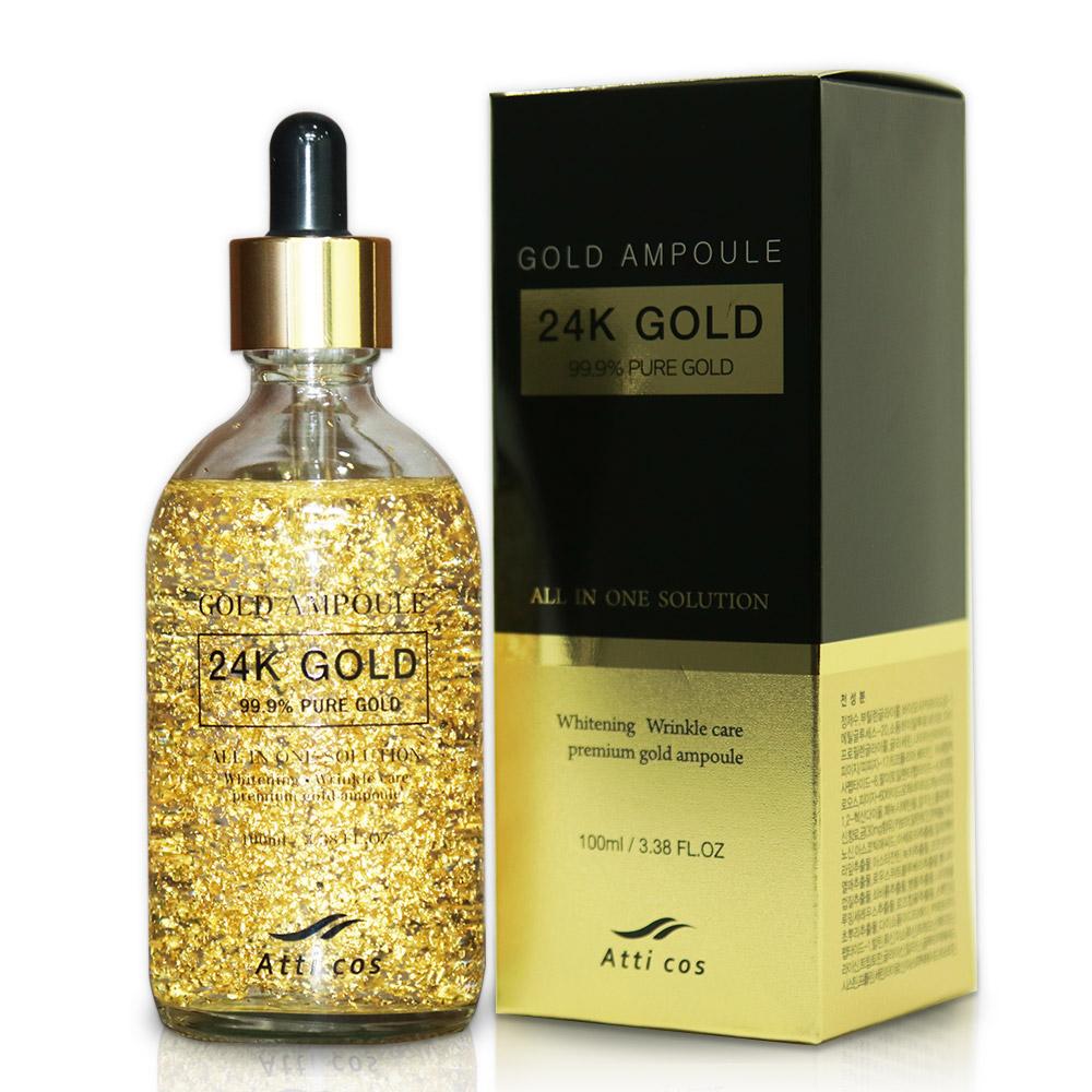 24k gold ampoule