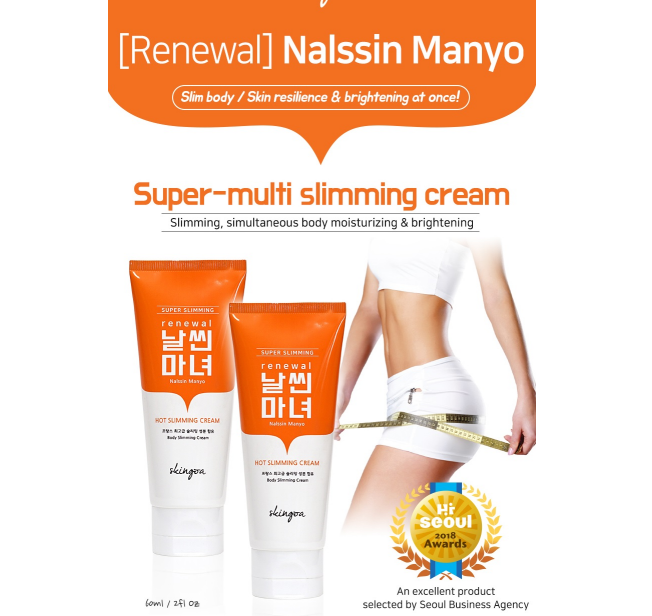 Slimming cream