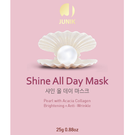 Shine All day mask