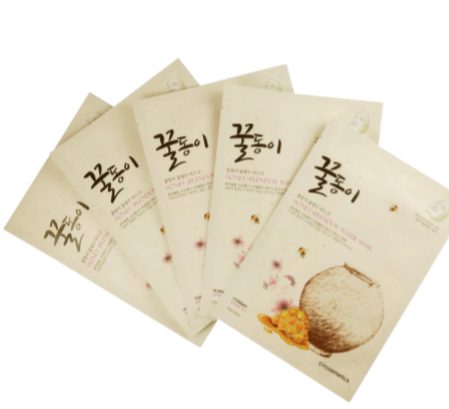 Honey Water Mask Pack