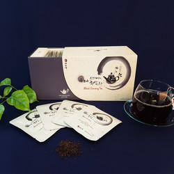 Black ginseng tea