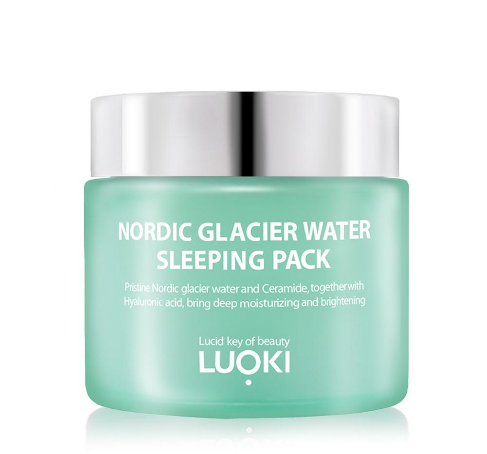 A121 LUOKI NORDIC GLACIER WATER SLEEPING