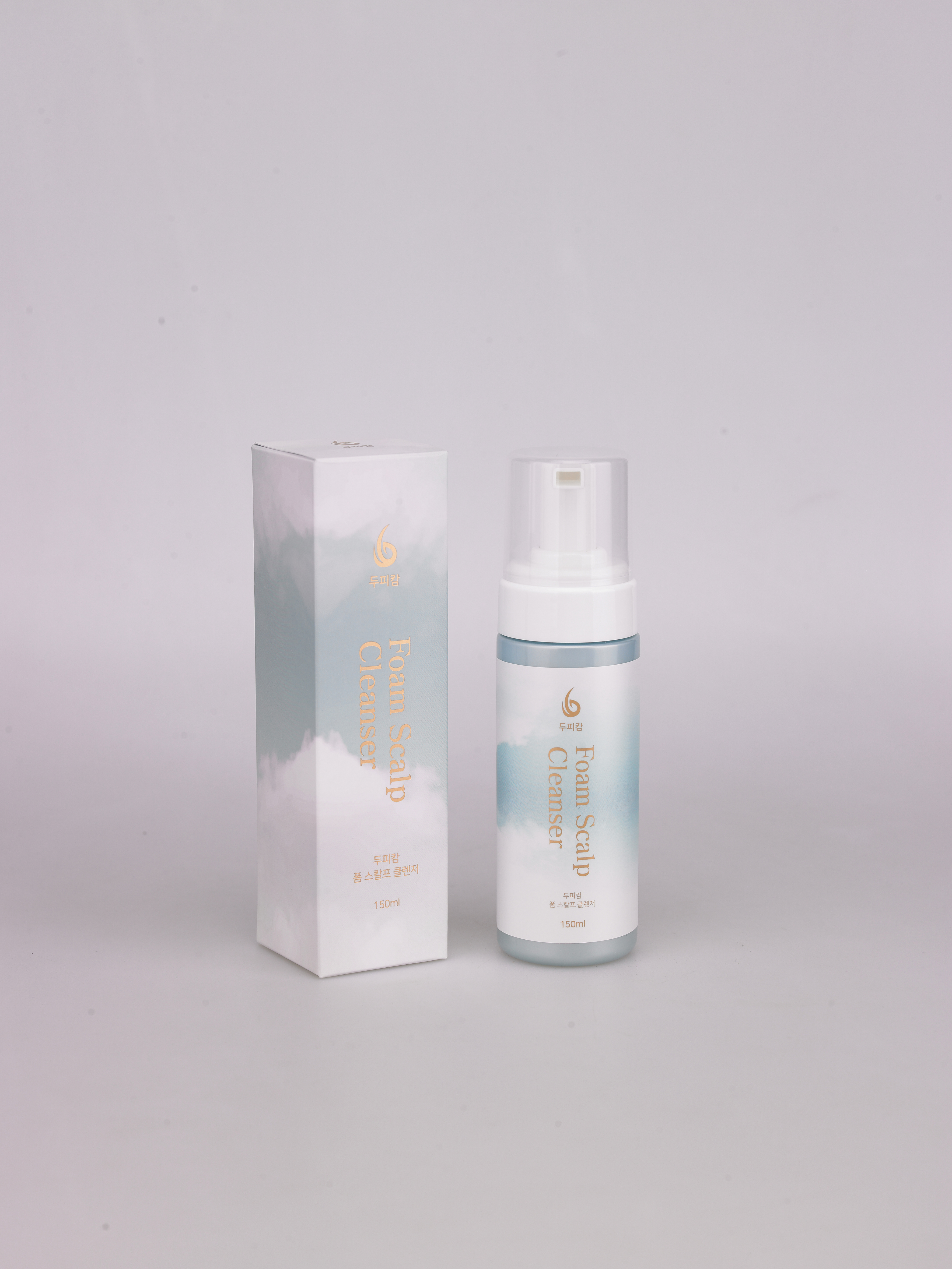 Scalp foam cleanser